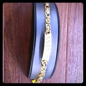 """Stainless Steel  8"""" Bracelet"""